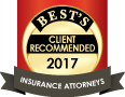 Bests Recommended Insurance Attorneys