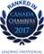 Chambes Canada Leading Individual Ranking